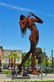 San Francisco, Kalifornien, die Vereinigten Staaten von Amerika, USA Stockbild