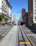 San Francisco: Kalifornien-Straße stockfoto