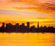 San Francisco Kalifornien, USA Arkivfoton