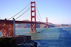 San Francisco Kalifornien, USA Arkivfoto