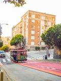 San Francisco, Kalifornien, USA - 10. November 2015: San Fran Stockfotografie