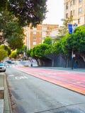 San Francisco, Kalifornien, USA - 10. November 2015: San Fran Stockbilder