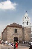 San Francisco kyrkliga Bogota Colombia royaltyfri foto
