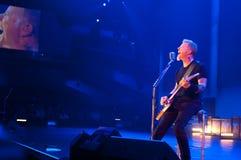 Metallica al centro 2011 di Moscone Fotografia Stock Libera da Diritti