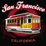 San Francisco la Californie Photographie stock