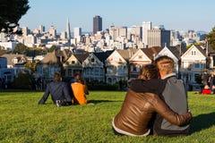 San Francisco, la Californie photo stock
