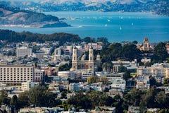 San Francisco, la Californie Images stock