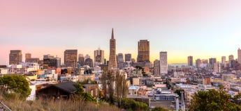 San Francisco, la Californie, Etats-Unis Photographie stock libre de droits