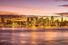San Francisco, la Californie, Etats-Unis Images libres de droits