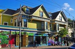 San Francisco, la Californie, Etats-Unis d'Amérique, Etats-Unis Photos stock