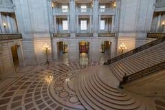 San Francisco, la Californie, Etats-Unis - 1er juin 2017 : San Francisco City Hall Photographie stock libre de droits