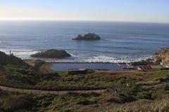 San Francisco Lands End Royalty Free Stock Photo