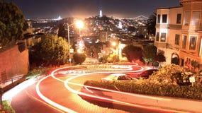 San Francisco-Landschaft Lizenzfreies Stockfoto