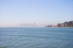 San Francisco le jour ensoleillé Images libres de droits
