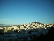 San Francisco Live! Fotografia de Stock Royalty Free