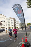 San Francisco Marathon Royalty Free Stock Photography