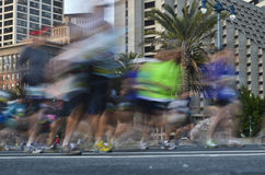 San Francisco Marathon foto de stock royalty free