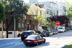 San Francisco. Royalty Free Stock Image