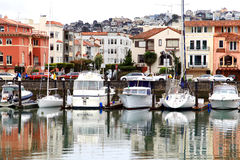 San Francisco Marina Stock Photography