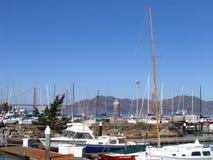 San Francisco Marina Royalty Free Stock Photography