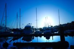 San Francisco Marina stock photography
