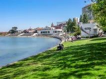 San Francisco Maritime National Historical Park, CA stock photography