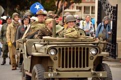 2015 San Francisco Memorial Day Celebration Royalty-vrije Stock Foto's