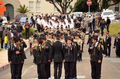 2015 San Francisco Memorial Day Celebration Stock Foto