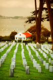 San Francisco Military Cemetery  Royalty Free Stock Photos
