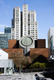 San Francisco MOMA Royalty Free Stock Photos