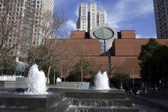 San Francisco MOMA lizenzfreies stockbild