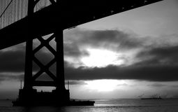 San Francisco morning Royalty Free Stock Image