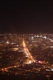 San Francisco na noite Imagens de Stock