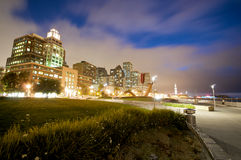 San Francisco night life Royalty Free Stock Images