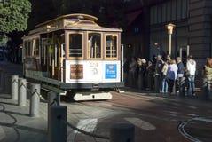 SAN FRANCISCO - NOVEMBER 2008 Royalty Free Stock Photo