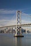 SAN FRANCISCO - NOVEMBER 2012: The Bay Bridge Royalty Free Stock Photo