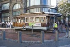 SAN FRANCISCO - NOVEMBRE 2008 Immagini Stock Libere da Diritti