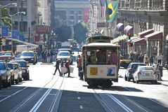 SAN FRANCISCO - NOVEMBRE 2008 Immagini Stock
