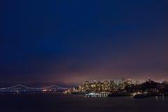 San Francisco Oakland Bay Bridge Stock Photos