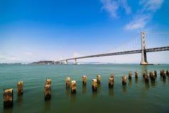 San Francisco – Oakland Bay Bridge Royalty Free Stock Images