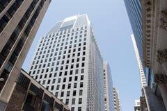 San Francisco office buildings Stock Photos