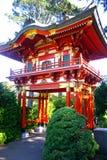 San francisco ogród japoński herbaty. Zdjęcia Royalty Free