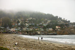San Francisco. Pacifica State Beach Royalty Free Stock Photos