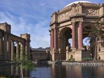San Francisco, palácio das belas artes Imagem de Stock
