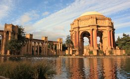 San Francisco Palace of Fine Arts Stock Photos