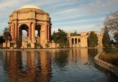 San Francisco Palace of Fine Arts Stock Photo