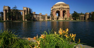 San Francisco Palace of Fine Arts Royalty Free Stock Photo