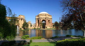San Francisco Palace of Fine Arts Royalty Free Stock Photos