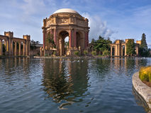 San Francisco, Palace of Fine Arts Royalty Free Stock Photography