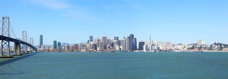 San Francisco panorama Stock Images